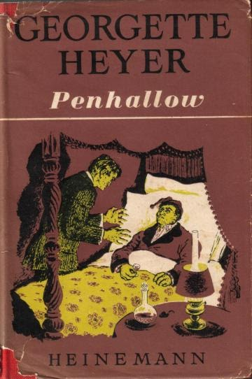 BookLust: Review: Penhallow